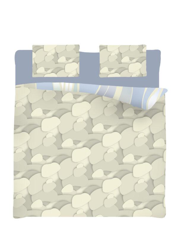 Suur voodipesu komplekt Rõõmupallid